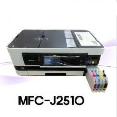 Brother MFC-J2510 InkBenefit /400ml대용량잉크장치포함