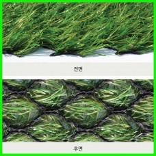커버그린인조잔디(40mm)CL4004 /㎡당(2mx0.5m)기준/티박스사면, 그늘진 곳, 잔디 생육이 불가능한 곳, 경사면, 보행로,조경용묘지,운동장,다목적구장등