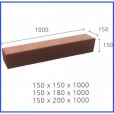 일반형고무경계석/고무경계블럭/탄성 고무경계블록