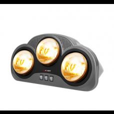 욕실용 히터HV-4892 (3구)순간발열 난방기,무공해,청결난방