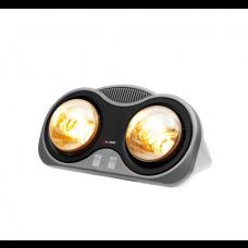 욕실용 히터HV-4890 (2구) 순간발열 난방기, 무공해,청결난방