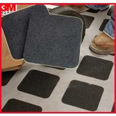 시트형논슬립테이프(사각형)흑색,회색