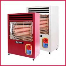 원적외선 전기 온풍기 FU-3350 국내최대30cm 대용량열판 사용 26.4~42.9㎡
