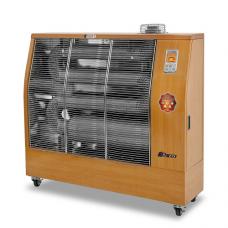백등유 원적외선히터 DSO-H168 / 난방면적 : 66㎡ ~ 136㎡(구30~41PY)발 열 량 : 16,000 Kcal/h