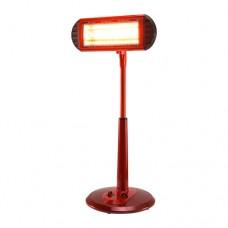 근적외선 좌석용 히터 FU-4882 (기계식) 무공해 청결 난방 13.5~22.7㎡/근적외선 램프 기계식 좌우 회전 각도 조절 높이조절 : 약 580~1,000mm