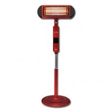 근적외선 스탠드 히터 FU-4884 (리모컨형) 무공해 청결 난방 36.3~49.5㎡/리모컨 타입 좌우 회전 각도 조절 스탠드 높이조절 : 640~1,400mm