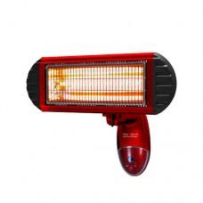 근적외선 벽걸이 히터 FU-4880 (리모컨형) 무공해 청결 난방 36.3~49.5㎡/리모컨 타입 좌우 회전 각도 조절