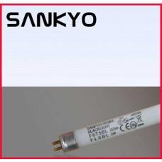 [산쿄] F6 T5 BL/자외선 경화용 램프/특수형광등/블랙라이트/UVA/BL/경화용램프/UV경화램프