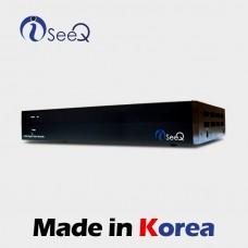 아이비젼 IQ-7004 4채널 녹화기 / TVI / AHD / 아날로그 카메라 지원 / 400m 전송 가능
