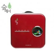[숲에서] 피톤치드 산림욕기 NEW S200 레드 (리필액 포함)