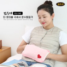 [김수자] 더 포터블 극세사 온수찜질기 KSJ-340